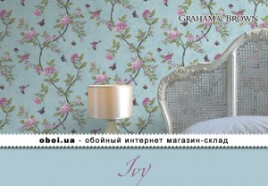 Обои Graham & Brown Ivy