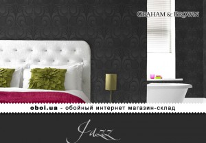 Обои Graham & Brown Jazz