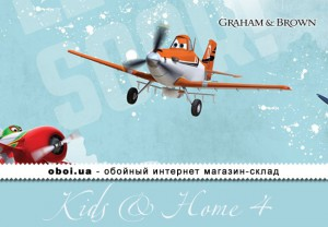 Обои Graham & Brown Kids & Home 4