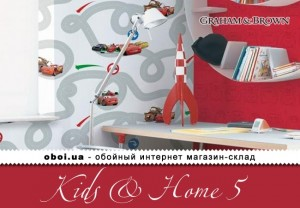 Обои Graham & Brown Kids & Home 5