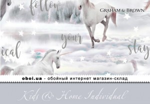 Обои Graham & Brown Kids & Home Individual