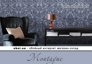 Інтер'єри Graham & Brown Montague