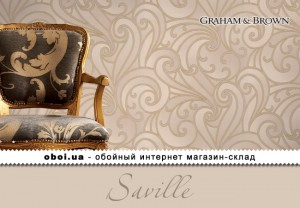 Обои Graham & Brown Saville