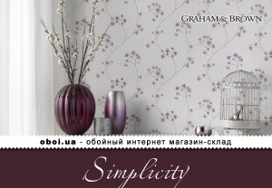 Інтер'єри Graham & Brown Simplicity