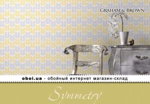 Обои Graham & Brown Symmetry