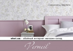 Обои Graham & Brown Vermeil