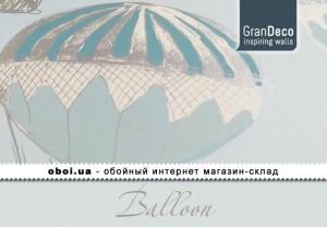 Шпалери GranDeco Balloon