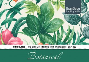 Интерьеры GranDeco Botanical