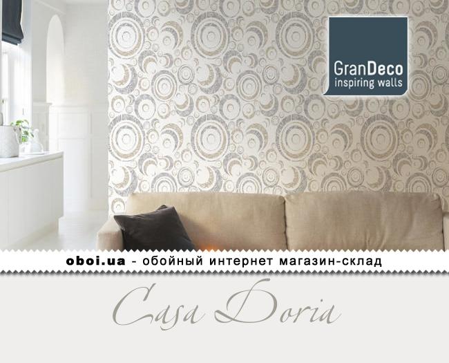 Обои GranDeco Casa Doria