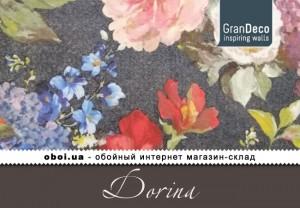 Шпалери GranDeco Dorina