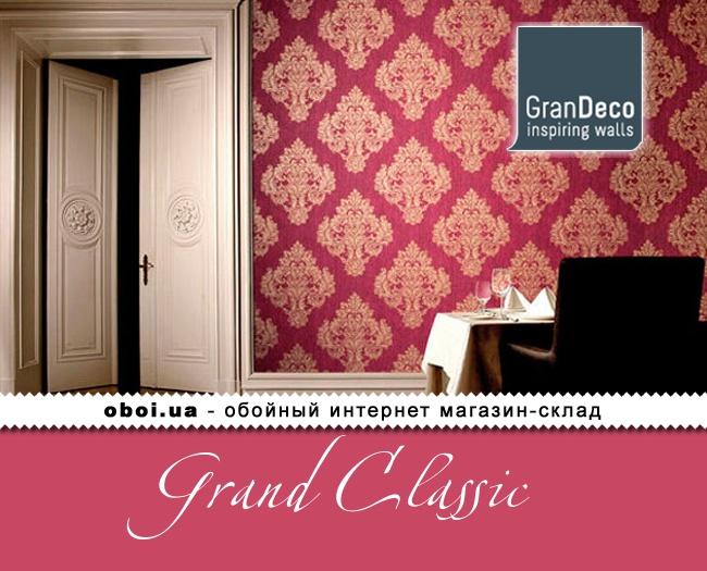 Обои GranDeco Grand Classic