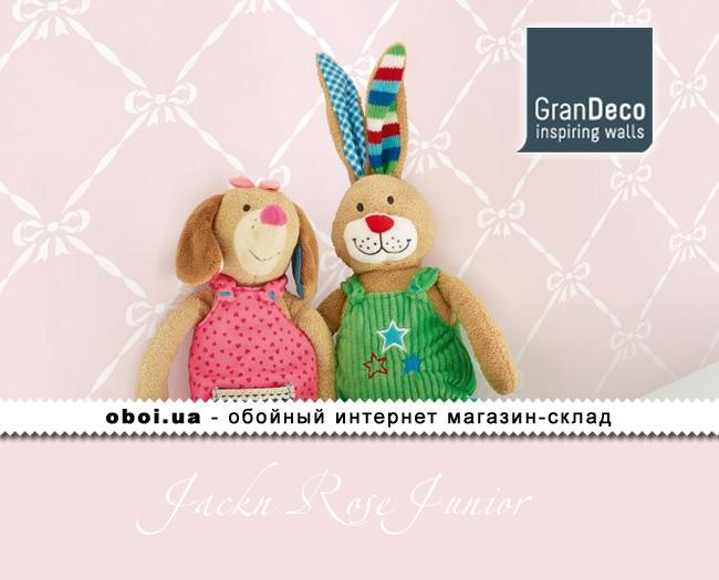 Обои GranDeco Jackn Rose Junior