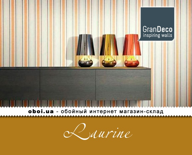 Обои GranDeco Laurine