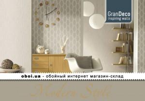 Интерьеры GranDeco Modern Style