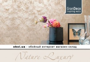 Шпалери GranDeco Nature Luxury
