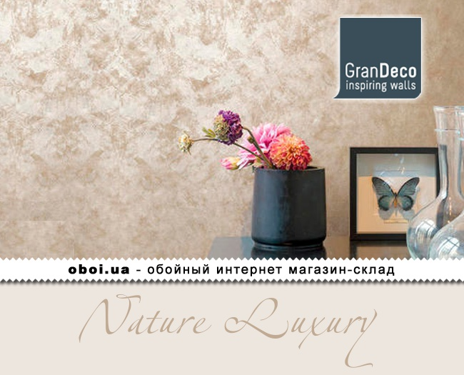 Обои GranDeco Nature Luxury