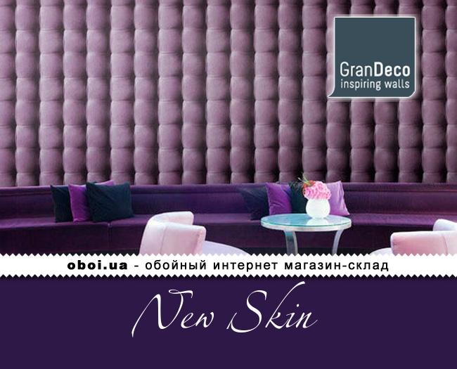 Обои GranDeco New Skin