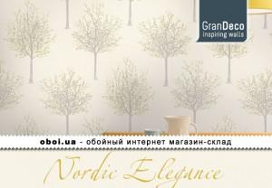 Интерьеры GranDeco Nordic Elegance