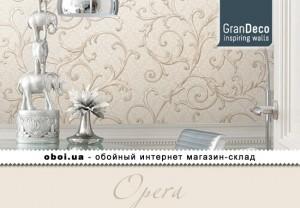 Шпалери GranDeco Opera