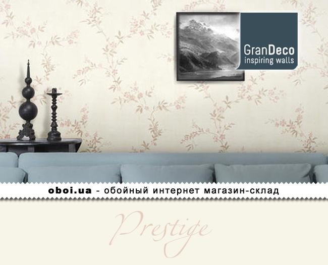 Обои GranDeco Prestige