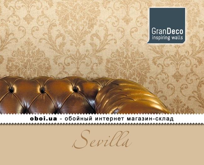 Обои GranDeco Sevilla