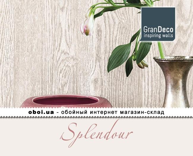 Обои GranDeco Splendour