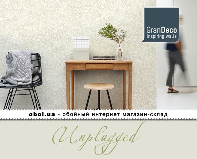 Обои GranDeco Unplugged
