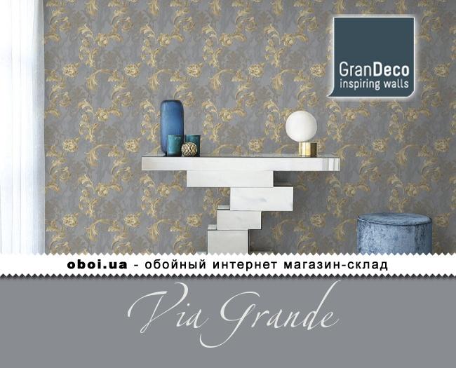 Обои GranDeco Via Grande