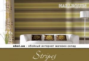 Интерьеры Harlequin Stripes