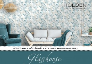 Шпалери Holden Decor Glasshouse