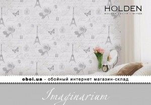 Шпалери Holden Decor Imaginarium