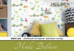 Шпалери Holden Decor Make Believe