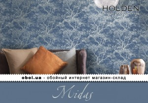 Шпалери Holden Decor Midas