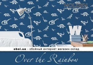 Обои Holden Decor Over the Rainbow