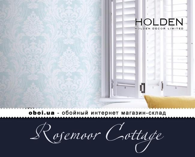 Обои Holden Decor Rosemoor Cottage