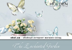Шпалери Holden Decor The Enchanted Garden