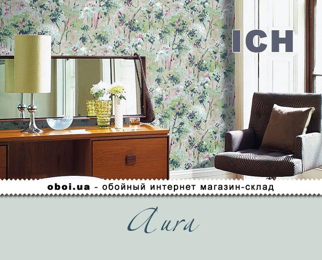 Флізелінові шпалери ICH Aura