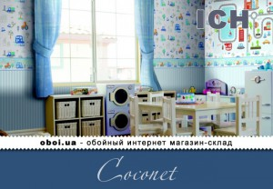 Обои ICH Coconet