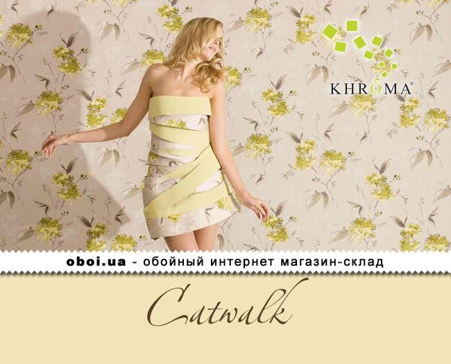 Обои Khroma Catwalk