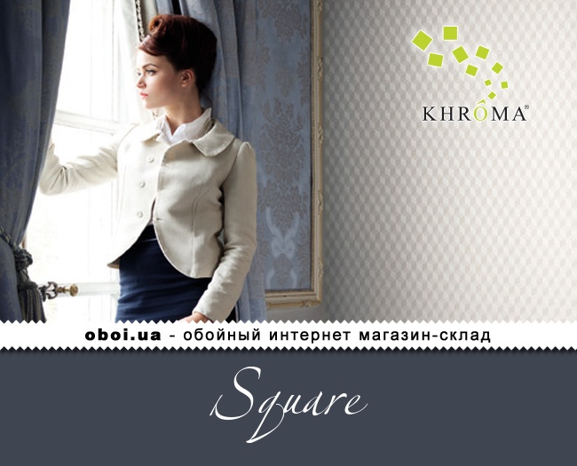 Обои Khroma Square