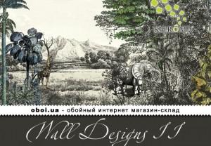 Шпалери Khroma Wall Designs II