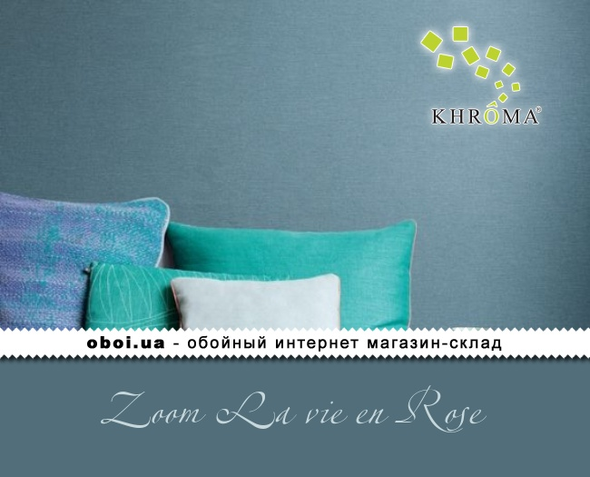 Обои Khroma Zoom La vie en Rose