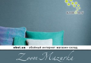 Шпалери Khroma Zoom Mazurka