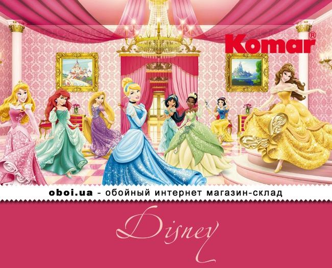 Паперові шпалери Komar Disney