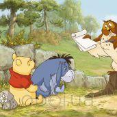 Шпалери Komar Disney 1-412