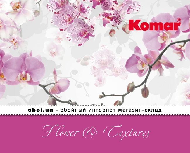 Обои Komar Flower & Textures