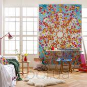 Интерьер Komar Flower & Textures 4-969