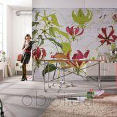 Интерьер Komar Flower & Textures 8-899