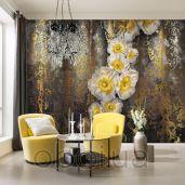 Интерьер Komar Flower & Textures 8-963