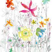 Обои Komar Flower & Textures xxl2-022